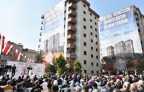 Huzurlu Marmara Güneşli için proje alanında yıkım başladı!