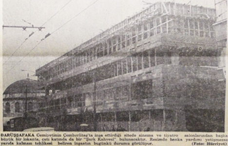 1963 yılında İstanbul Belediyesi, en fazla ikinci geliri sinemalardan elde etmiş!