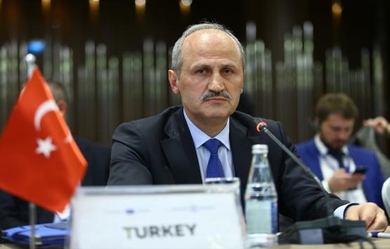 Türkiye'nin ulaşım altyapısına 509 milyar TL yatırım yapıldı!