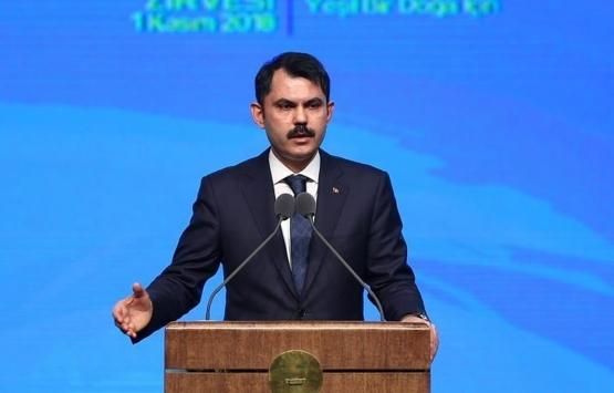 Murat Kurum: Türkiye'ye örnek bir dönüşümü de güzel İzmir'imizde yapıyor olacağız!