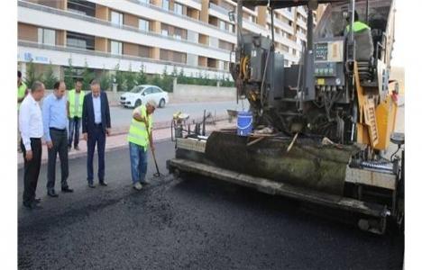 Konya Selçuklu'ya 40 bin TL altyapı yatırımı!