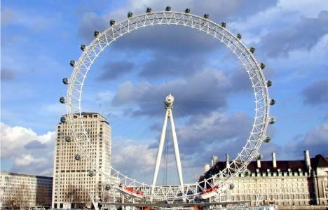 Kadıköy'e London Eye'ın