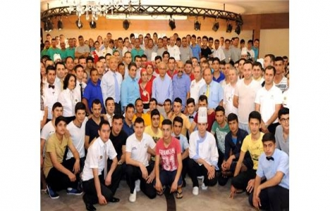 Antalya'da turizm çalışanlarına