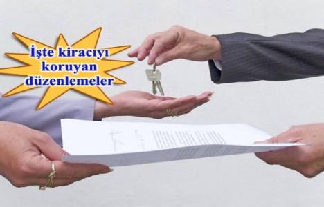 Yeni Türk Borçlar Kanunu kiracıyı koruyor!
