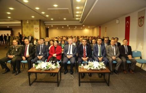 Sivas Muhtarlar Toplantısı'nda yatırım konuşuldu!