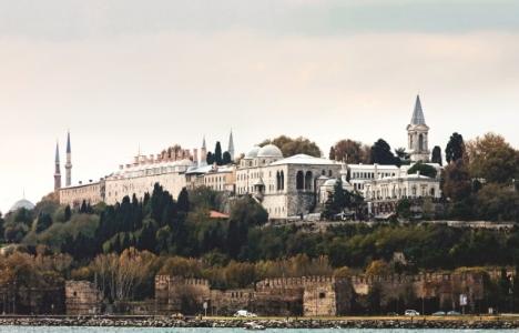 Topkapı Sarayı'nda tarihi