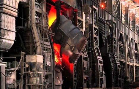 Ede Demirçelik'in fabrika