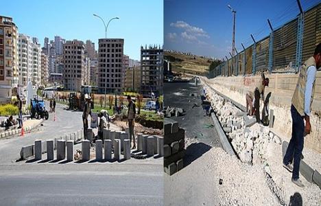 Şanlıurfa Büyükşehir'den caddelere estetik dokunuş!