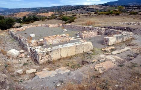 Karabük Hadrianaupolis Antik Kenti'nin turizme açılması için çalışmalar devam ediyor!
