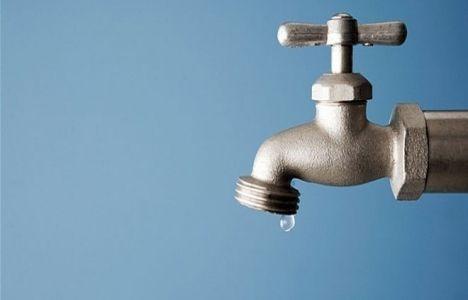 İstanbul su kesintisi 14 Mart 2016 ne kadar sürecek?
