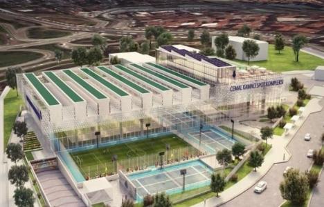 Cemal Kamacı Spor Kompleksi imar planı