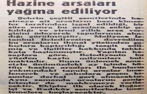 1968 yılında Hazine