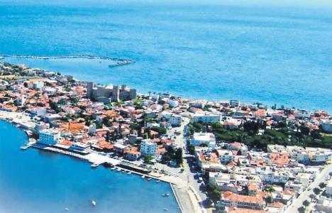 İzmir Dikili'de yaşlı