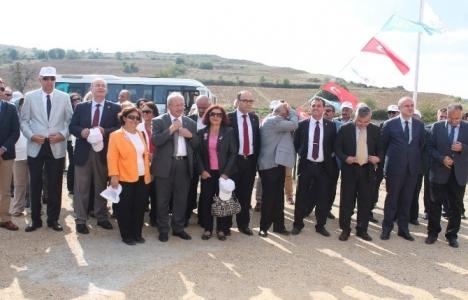 Tekirdağ Kumbağ'da içme suyu paket arıtma tesisi açıldı!