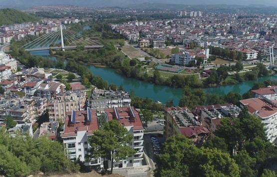 Manavgat'ta 23.3 milyon TL'ye icradan satılık arsa!