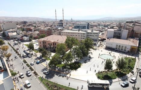 Elazığ Belediyesi'nden 2.1 milyon TL'ye satılık arsa!