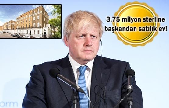İngiltere Başbakanı Boris Johnson'ın Londra'daki evi satışa çıktı!