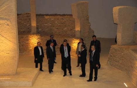Şanlıurfa Haleplibahçe Müze Kompleksi çalışmalarında sona gelindi!