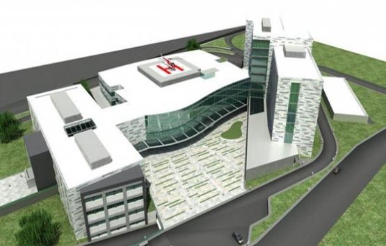 Ceylanpınar'a 150 yataklı devlet hastanesi geliyor!