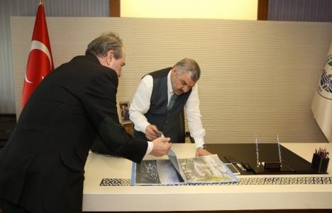 Başarılı mimarlar Kayseri'ye