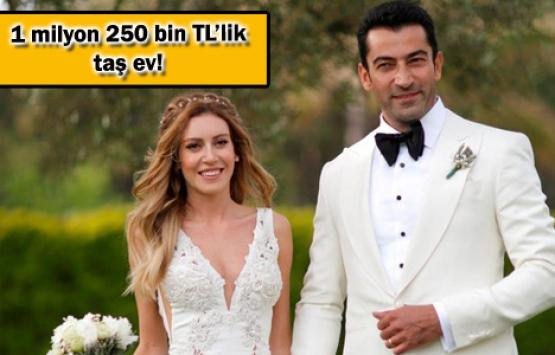 Kenan İmirzalıoğlu ile Sinem Kobal Kaz Dağları'ndan ev aldı!