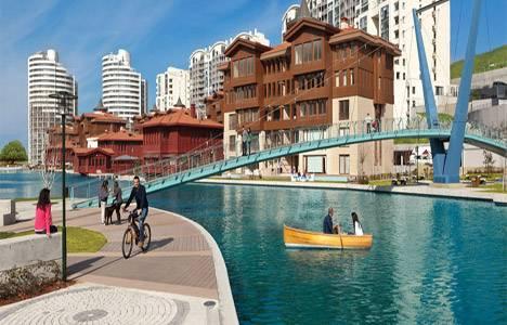 Bosphorus City Evleri fiyatlar!