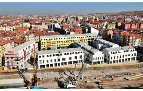 Aksaray'da kentsel dönüşüm devam ediyor!
