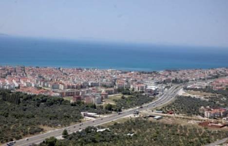 Balıkesir'de satılık arsa:
