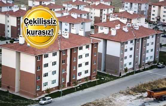 TOKİ'den 7 bin lira peşinat 303 lira taksitle ev fırsatı!