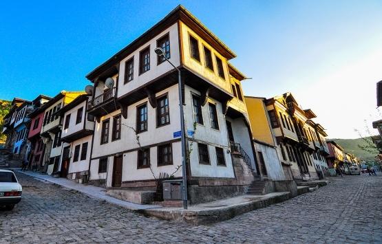 Tarihi Afyonkarahisar evleri