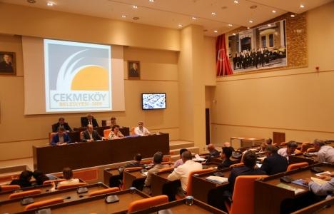 Çekmeköy Belediye Meclisi'nde 2017 bütçesi görüşüldü!