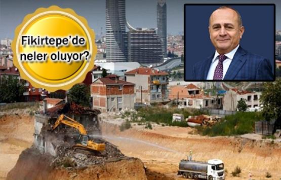 Fikirtepe kat karşılığı inşaatla çözülemez!