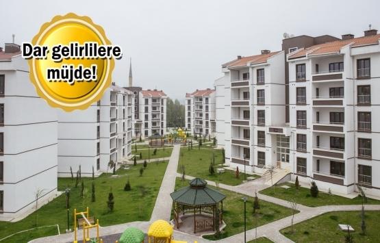 TOKİ'den 104 bin TL'ye ev sahibi olma imkanı!