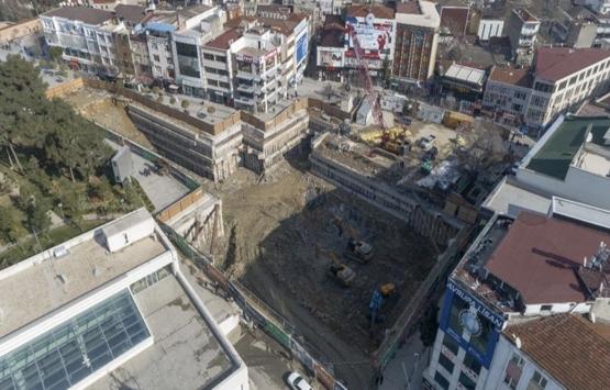 Kocaeli'ye sürücüsüz metro geliyor!