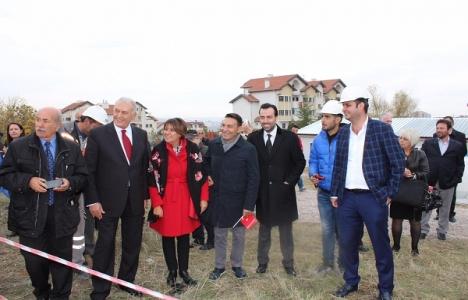 Ankara Angora Evleri'nde tapular dağıtılıyor!