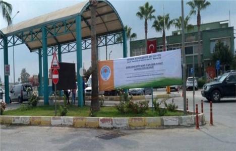 Mersin'de ruhsatsız işyerlerine belediyeden uyarı!