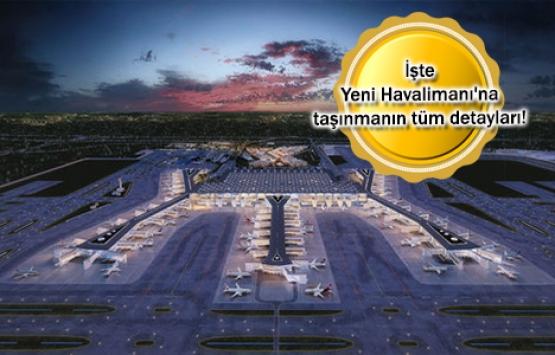 Atatürk Havalimanı'nın kapanış süreci kesinleşti!