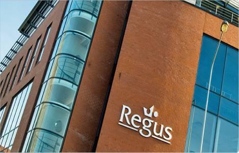 Regus business lounge alanları bir günlüğüne ücretsiz kullanıma açtı!