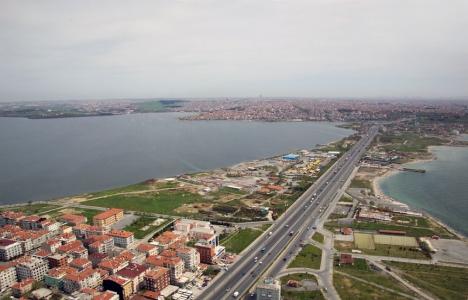 Küçükçekmece Kanarya'da kentsel dönüşüm projesi anlatıldı!