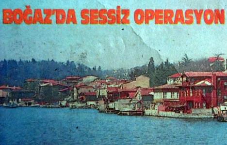 1987 yılında Beykoz'da