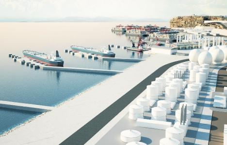 Bandırma Rotterdam Liman İşletmesi sözleşmesi imzalandı!