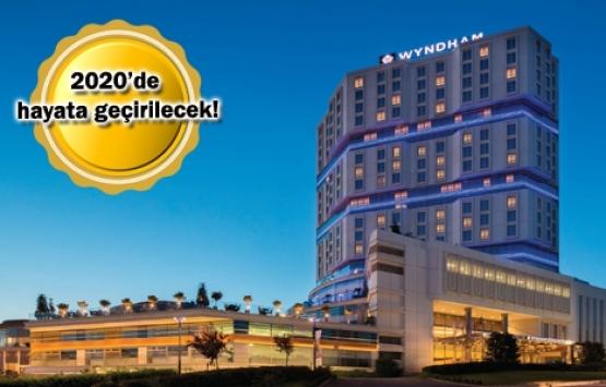 Wyndham rezidans oteller için çalışmalara başladı!