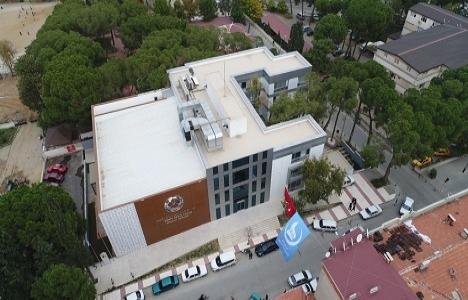 Manisa Şehit Fethi Sekin Gençlik Merkezi tamamlandı!