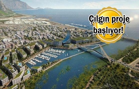 Kanal İstanbul'da ilk ihale tarihi belli oldu!