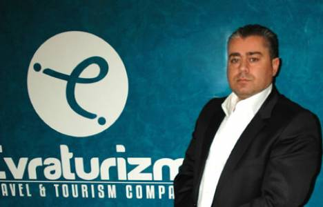 Evratur turizmde helal sertifikası aldı!