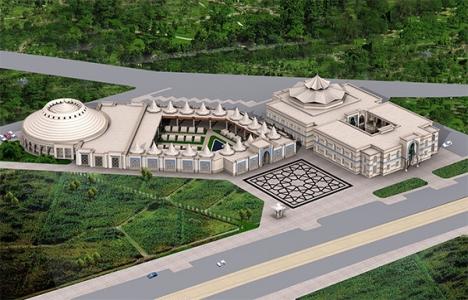 Konya'ya İslam Kültür Merkezi kuruluyor!