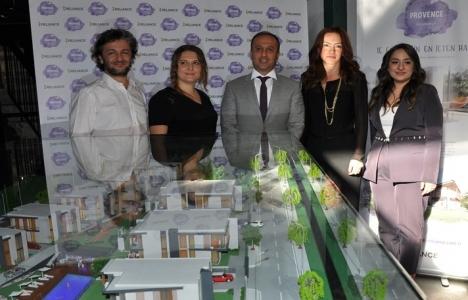 Provence Güzelbahçe'de İkiz villalar 1 milyon 700 bin TL!