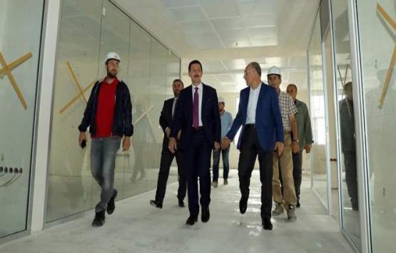 Samsun İlkadım Belediyesi'nin yeni binasının inşaatı bitiyor!