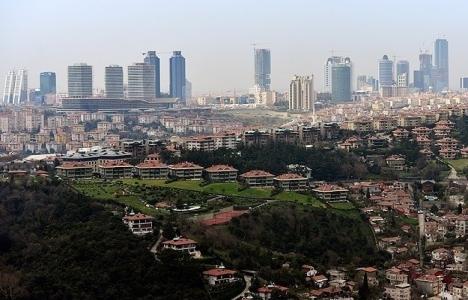 İstanbul'da günde 495 konut el değiştirdi!