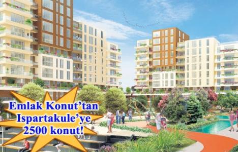 Ispartakule'ye 'sosyal', Kayaşehir'e